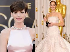 Haute on the Spot: Style: Get the Oscar-Winning Look for Less!