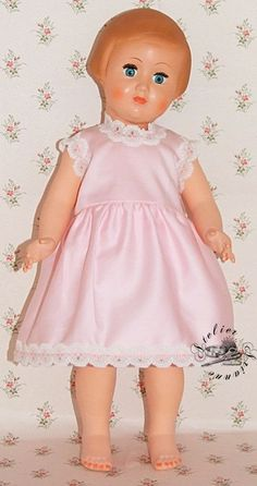 Vêtement pour poupée Modes et Travaux Marie Françoise ou Françoise Mars 1951