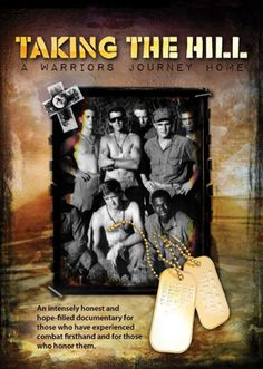 Taking The Hill: A Warrior's Journey Home - Christian Movie/Film on DVD. http://www.christianfilmdatabase.com/review/taking-the-hill-a-warriors-journey-home/