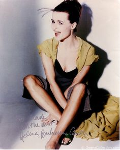 """""""It took me so many years to move out. I'm definitely a bit of a Peter Pan, reluctant to grow up. It all seemed really nice at home-why change it? Part of me would prefer not to have any responsibility whatsoever.""""  Helena Bonham Carter"""