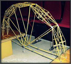 spaghetti bridge ideas