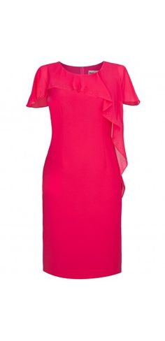 SUKIENKI WIZYTOWE Dresses For Work, Fashion, Moda, Fashion Styles, Fashion Illustrations