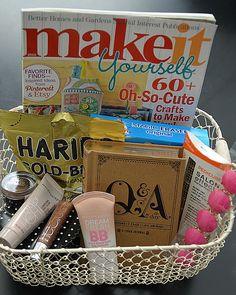 favorite things in the basket