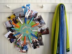 How to Make a Photo Display and Message Board : Home Improvement : DIY Network