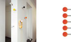 Wandhaken DOTS   Design Apartment 8   Schönbuch