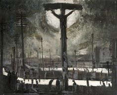 Theodore Major - Crucifixion, Wigan