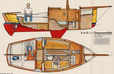 shrimper 19 can be configured to sleep 4