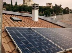 Impianto fotovoltaico ad OSIMO da 6,00 kWp su copertura - 24 moduli SOLARWORLD in SILICIO POLICRISTALLINO da 250 Wp
