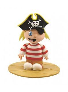Pirate - Cake Topper