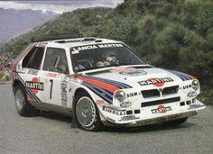 1986 Lancia Delta S4