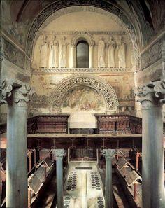 Cividale del Friuli, Tempietto longobardo, c. 760