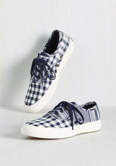 11bc3dcef5f8 When you re having as much fun as you do in these gingham Keds
