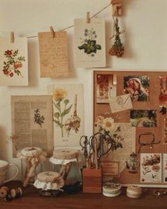 Dream Rooms, Dream Bedroom, Room Ideas Bedroom, Bedroom Decor, Study Room Decor, Vintage Room, Bedroom Vintage, Aesthetic Room Decor, Aesthetic Indie