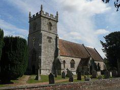 St. Mary's Church Wylye England