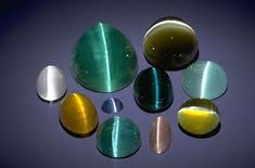 The Wonderful World of Gemstones: Natural cat's eye