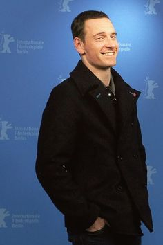 Michael Fassbender. Asdfghjkl!!! I would tackle him if he made that look at me