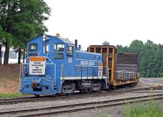 Not your typical remote controlled vehicle. These types of locomotives are widely used on short lines. The crew consists of an engineer and a conductor.