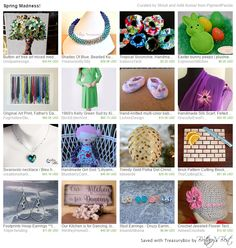 Spring Madness! by Shruti and Aditi Kumar on Etsy