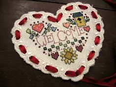 Cross stitch <3