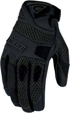 Anthem Glove - Black | Products | Ride Icon