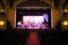 """IMAGINE Events, Experiential Events @ The Palace Theatre on the Harman Stage, """"Experience Paris"""" or any other place you can Imagine!"""