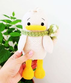 Amigurumi Toys, Amigurumi Patterns, Crochet Patterns, Love Crochet, Crochet Baby, Kawaii Diy, Crochet World, Crochet Videos, Crochet For Beginners
