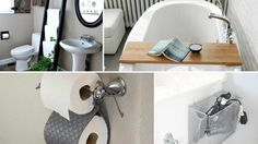 Clever tricks to make even the smallest bathroom more functional