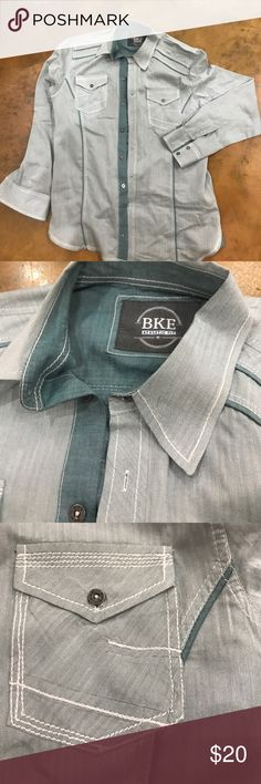 BKE Long Sleeve Shirt Like new , no stains or rips Buckle Shirts Dress Shirts