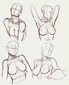Beautful boobs are hard to draw.
