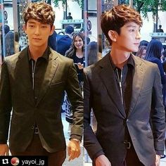 Actor JG at Hermes Event,  May 19, 2017