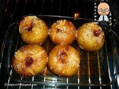 Cocina con Paco: Manzanas asadas