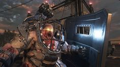 Call of Duty Advanced Warfare Sincronisacion Computer Wallpaper, Cool Wallpaper, Bo3 Zombies, Advanced Warfare, Call Of Duty, Bradley Mountain, Master Chief, Futuristic, Cool Stuff