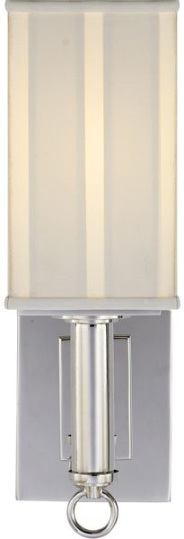 Germain Single Sconce - TOB2128