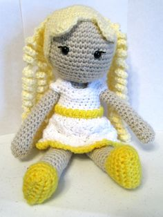 Just My Size Sammy Doll wearing one of her newly designed outfits! PATTERNS BY: KNOTTED NOTIONS www.facebook.com/ByAmber