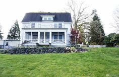 1914 Colonial Revival - Olympia, WA - $364,900