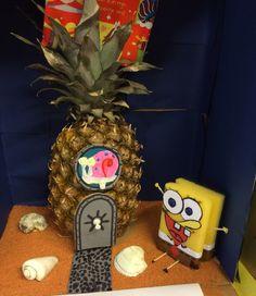 Surprise spons bob, sponge bob