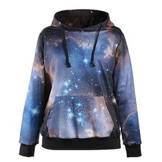 Stars Nebula Hoodie