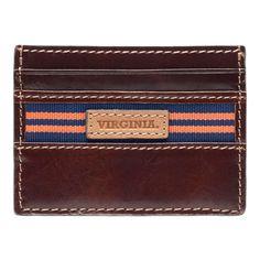 Virginia Cavaliers Jack Mason Brand Tailgate ID Card Case - $35.00