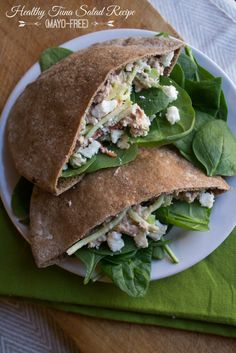 Healthy Tuna Salad R