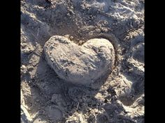 Sand Heart made by Ferlisty