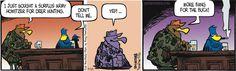 Shoe Comic Strip, July 12, 2016     on GoComics.com
