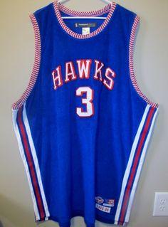 Shareef Abdur Rahim , Atlanta Hawks Jersey , 3XL - Basketball-NBA