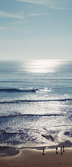 Sun, Sand and Sea.