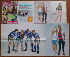 BREC BASSINGER - Bella and the Bulldogs Posters Articles Clippings Magazine | eBay