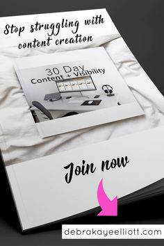 Content creation and visibility are two key elements to running a business. Click to join the Content + Visibility Sprint now! #content #visibility #contentandvisibility #dksprinkles #onlinebusiness #onlinebusinessowners #smallbusiness #smallbusinessowners #authors #coaches #coursecreators #speakers #trainers