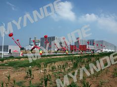 5,000tpd Soybean Crushing Plant Built by Myande