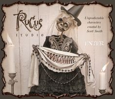 New home page graphic  created by Scott Smith of Rucus Studio © 2012