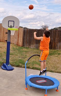 little tikes 7 foot trampoline assembly instructions