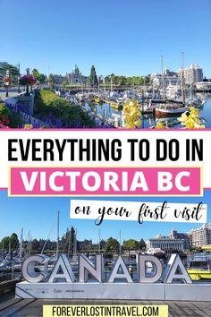 Toronto Canada, Canada Travel, Travel Usa, Victoria Bc Canada, Victoria British Columbia, America And Canada, North America, Montreal, Visit Canada