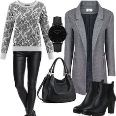 Outfits of the Internet Corporate Wear, Trends, Cool Outfits, Amazing Outfits, Daily Look, Gothic Lolita, Alternative Fashion, Business Casual, Autumn Winter Fashion